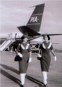 Women and Pakistan International Airlines in Ayub Khan's Pakistan