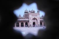Fatehpur Sikri © 2017 Pippa Virdee