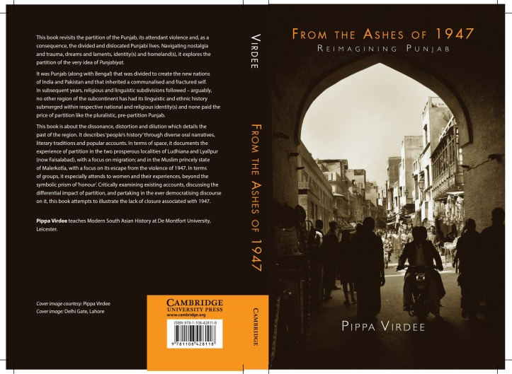 From the Ashes_Full Cover