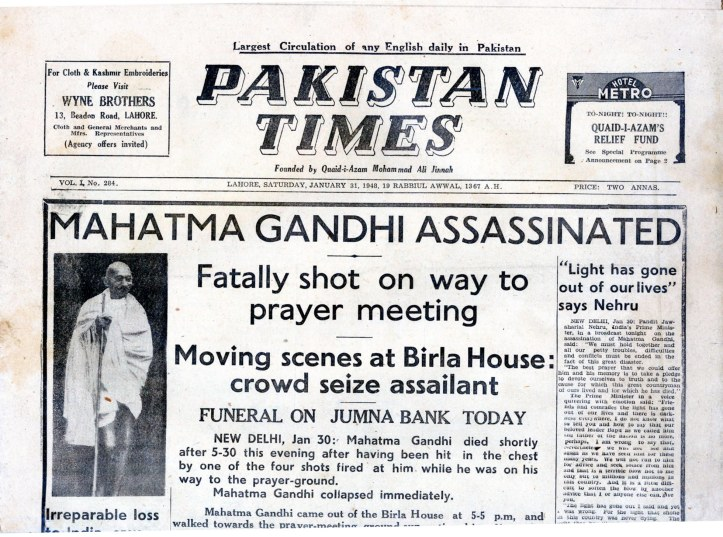 Pakistan-Times-31st-January-1948